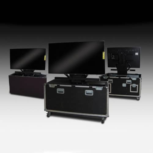 Flatscreen TV Road Cases