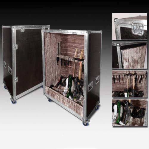 Music Equipment Road Cases
