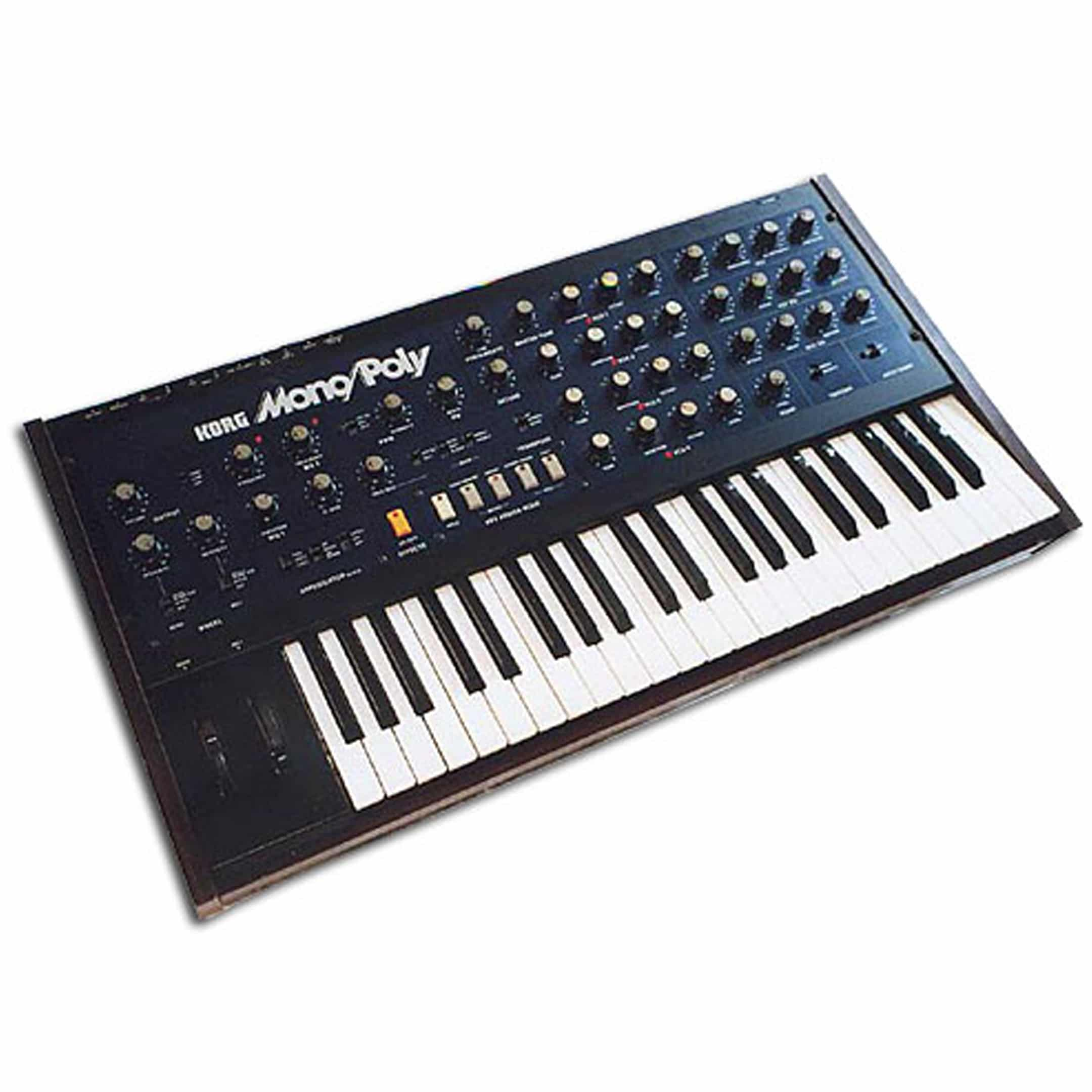 Korg Micro Sampler Keyboard Piano Swan Flight Case