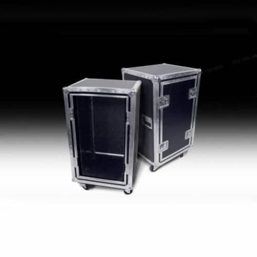Kriz-Kraft™ Shock Mount Rack Cases