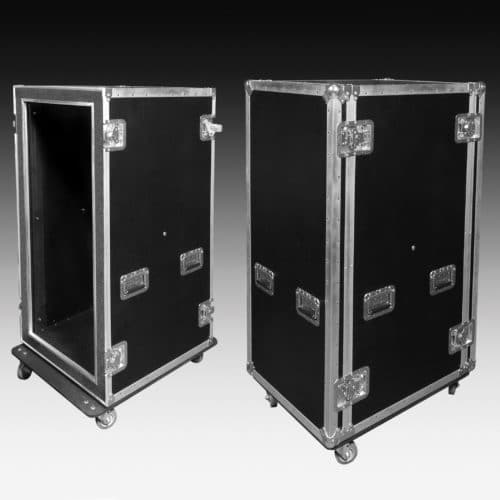 "Rack Case - 3"" Lid"