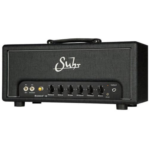 Suhr Badger 18 Guitar Amplifier Head Case
