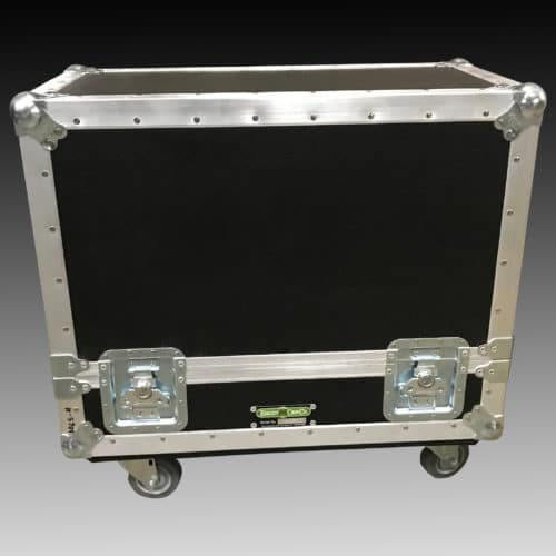 AER Domino 2 Combo Flight Case