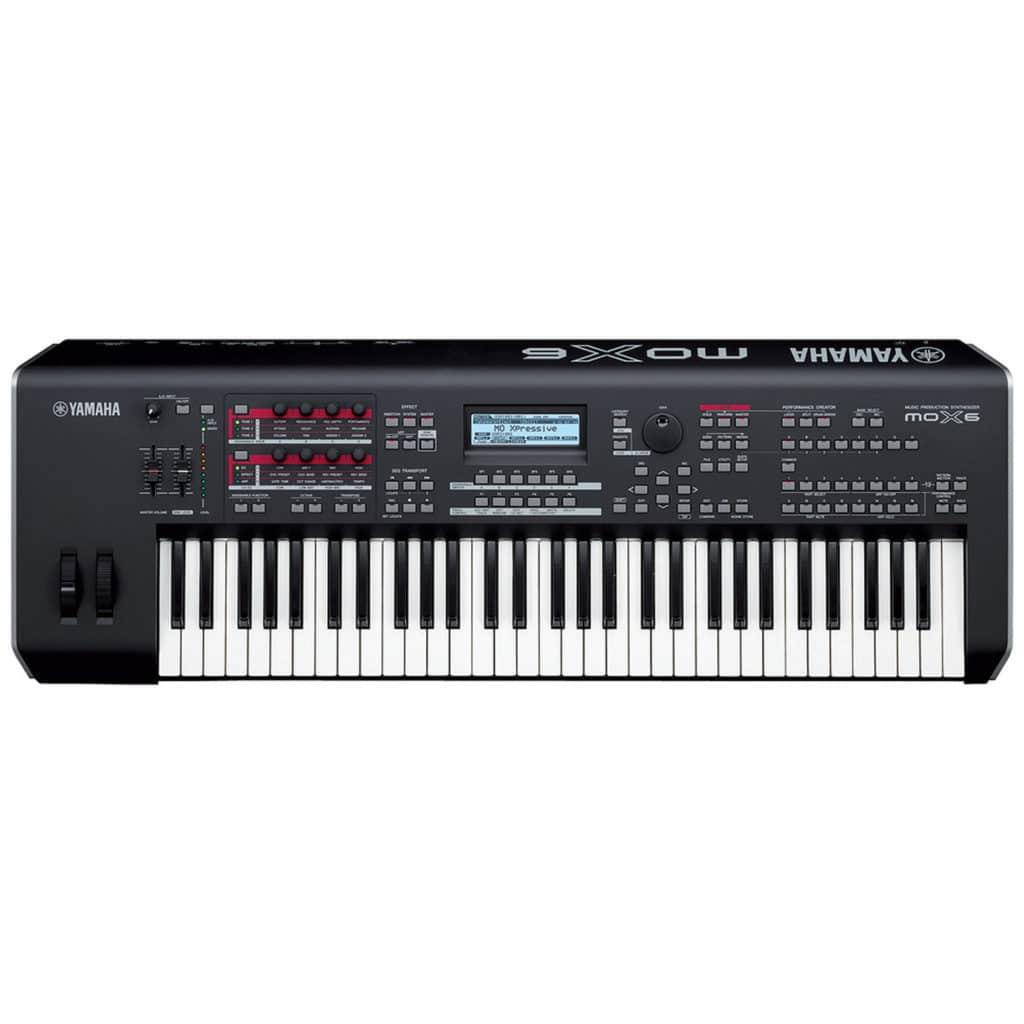yamaha mox6 61 key keyboard flight case encore cases. Black Bedroom Furniture Sets. Home Design Ideas